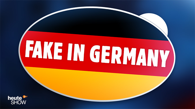 Fake in Germany