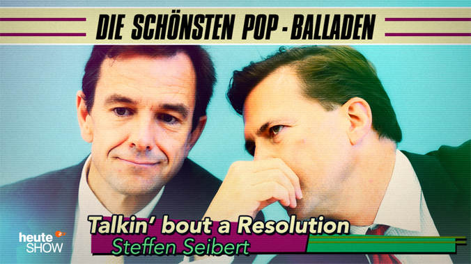 Die schönsten Pop-Balladen: Talkin' bout a Resolution